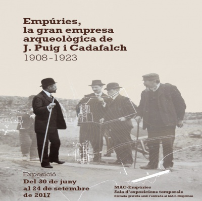 Empúries, the great archaeological company