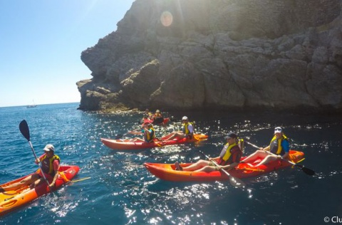Guided Routes - Kayaking