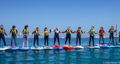 Ruta Guiada Stand up Paddle