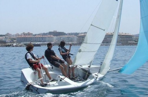 Tastets with Taste of Sea Guided Routes - Dinghy Sailing